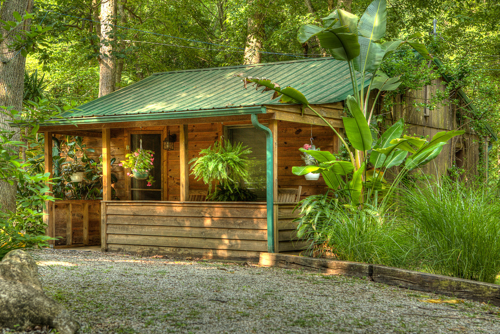 Cabin 7 Tropical Retreat